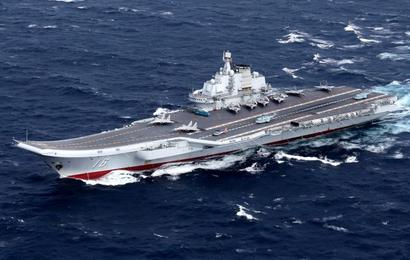 India loses its edge over China's navy