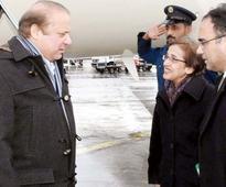 PM arrives in Switzerland for World Economic Forum