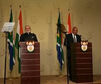 SA transformed Mohandas into Mahatma: PM Modi in ...