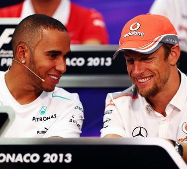 F1: Hamilton backs Button to replace Alonso in Monaco