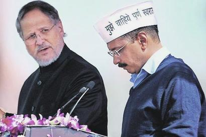 Will Najeeb Jung be the next vice-president?
