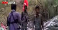 Watch: Cops find video of Maoists' play calling for poll boycott from encounter spot