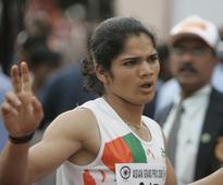 Eyeing Rio Olympics, Pinki Pramanik finishes 7th on return