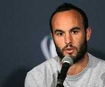 Donovan returns to Galaxy as MLS playoffs loom