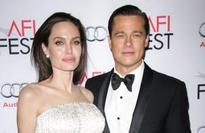 Jolie ignoring Pitt?
