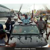 Mixed Reactions Trail Edo Guber Election