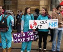 Cambridge junior doctors strike again as Hunt imposes contracts