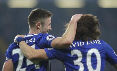 EPL: Ten-man Arsenal win thriller with last-gasp penalty; Chelsea stretch lead
