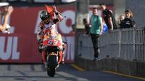 MotoGP: Marquez wraps up championship at Motegi