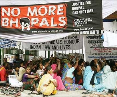 Over 300 tonnes of toxic waste still lying at Bhopal gas tragedy site