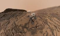 'Life' on Mars in pictures