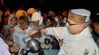 CM visits Kumbh Mela site, normalcy restored post thunderstorm