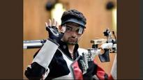 Another gold medal for India in shooting; Akhil Sheoran aces Men's 50m Rifle-3
