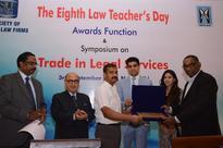 SILF,MILAT honour FM Arun Jaitley with the Justice A. B. Rohtagi Jurist Award