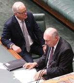 Time to go. Soon. Pre-farewells for the elders: Truss, Rudd and Ruddock