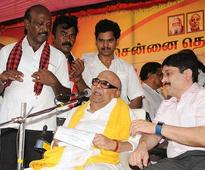 It is time for a change: Karunanidhi