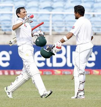 Yasir spins Pakistan to victory over Windies