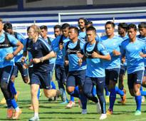 India's unbeaten run in 2017 helps team move up three places to 102nd spot in FIFA rankings