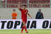 Romania striker Marica announces retirement