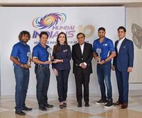 IPL 2017: Mumbai Indians celebrate 10 years of cricket by hosting players, staff at Ambani residence