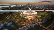 Cricket Australia to ask Barnett to open Perth Stadium with Ashes