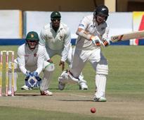 New Zealand batsmen start strongly in second Zimbabwe Test