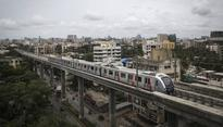 1st phase of Hyderabad metro rail project to be operational in November