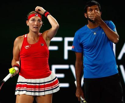 Bopanna-Babos lose in Aus Open mixed doubles final