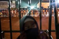 Jakarta governor slips in polls after hardline Islamist protest