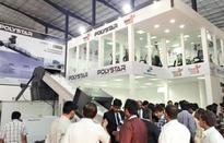 POLYSTAR to display 2 recycling machines at Plastvision 2017
