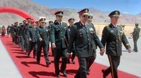India-China border meet: Armies resolve to maintain peace