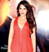Richa Chadha gets in prep mode for 'Fukrey 2'