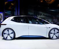 The Volkswagen ID Concept Hints At A Brand New Identity For VW