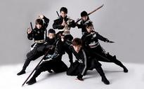 Wanted: Six full-time ninja who are over 18 and can do backward handsprings