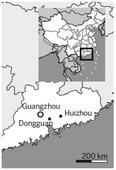 Guangdong's future comes with green tint