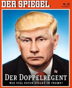 Trump will hate Der Spiegel