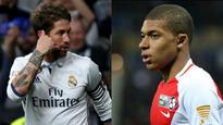 Real Madrid captain Sergio Ramos ready to welcome star striker Kylian Mbappe