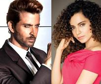 Hrithik Roshan and Kangana Ranaut's legal teams get INVOLVED in a war of statements!