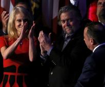 Trump's chief adviser received salary from charity while steering Breitbart News