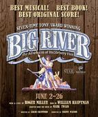 Musical Theater Heritage to Present BIG RIVER