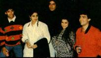Big B gets nostalgic about Jumma Chumma concert and 'Incredible moment' with Sridevi