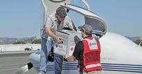 Red Cross and Citizens Highlight Santa Monica Airport's Emergency-Response Role