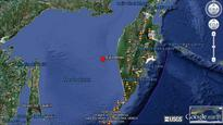 Earthquake off Russia's east coast