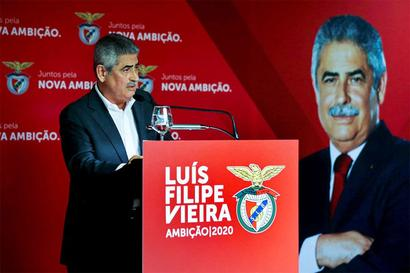 Benfica club prez suspect in corruption probe