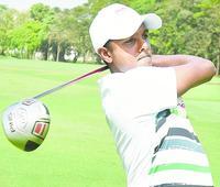 Feroz takes 3-stroke lead