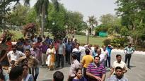 Jaipur: Hapless parents gate crash school to vent fee hike fury