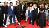 Angelina Jolie wishes kin to be a part of showbiz