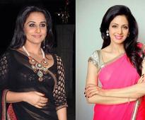 Vidya Balan calls Sridevi an 'encyclopedia of acting'