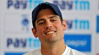 India vs England, 2016: Alastair Cook back where he began, with doubts over his future as captain
