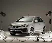 New Toyota Etios Liva Launched In Bangalore; Prices Start At Rs. 5.72 Lakh